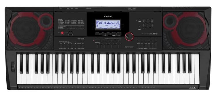Casio CT-X3000 organ gia re