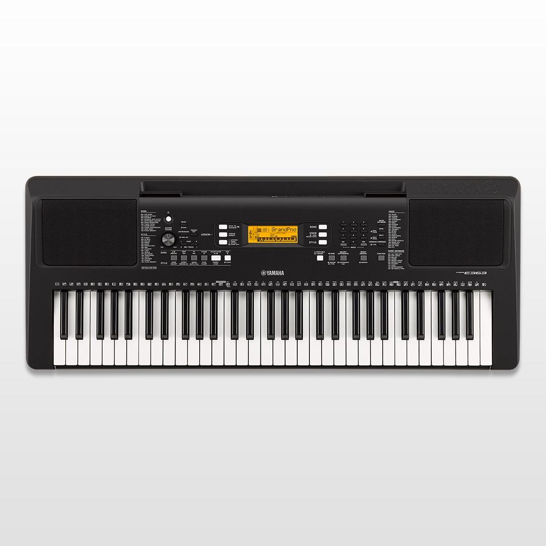 Organ Yamaha Psr E363