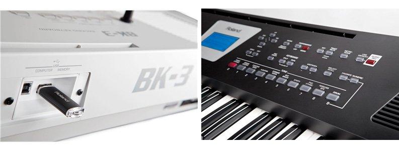 Đánh giá nhanh đàn Keyboard Organ Roland BK3 | Organ Roland giá rẻ