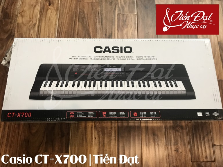 Organ Casio CTX700