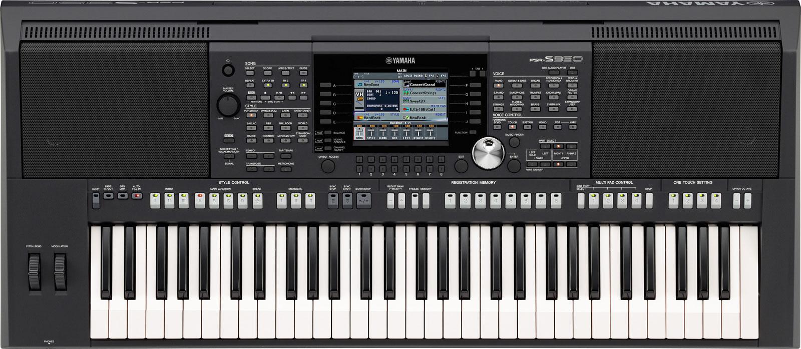 Organ Yamaha Psr S950